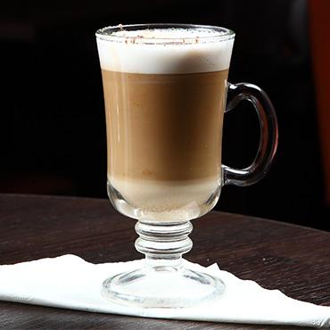 latte at Andys Gastropub Nenagh